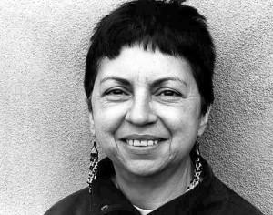 Gloria Anzaldua in Albuquerque, early 1990s